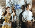 Barbara Shelley  Hand signed autograph (32)